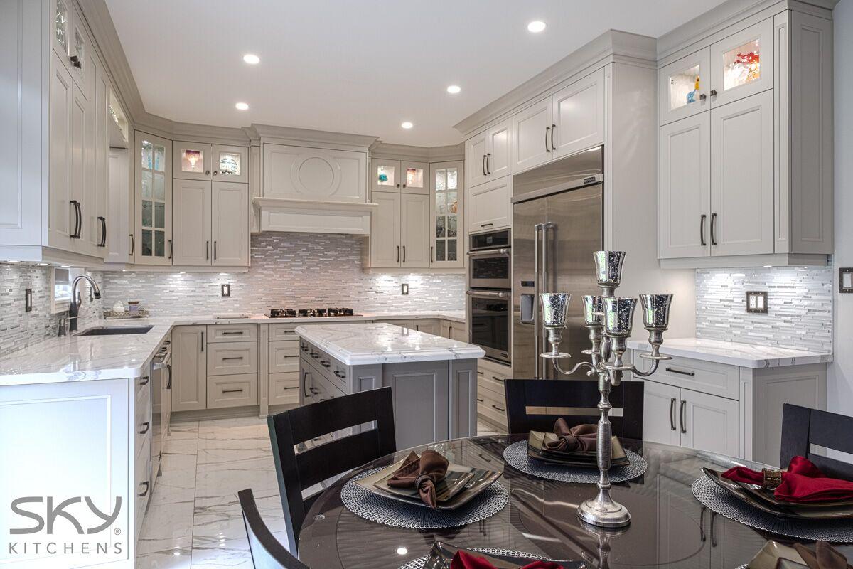 Classic Kitchen 29d