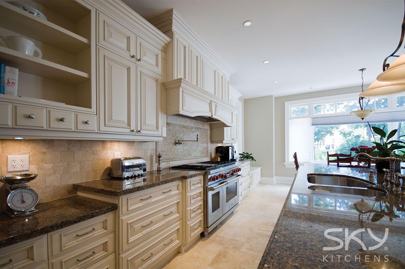 Classic Kitchen 8d