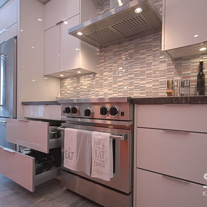 Modern Kitchen 11g