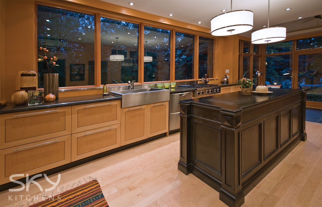 Modern Kitchen 12b