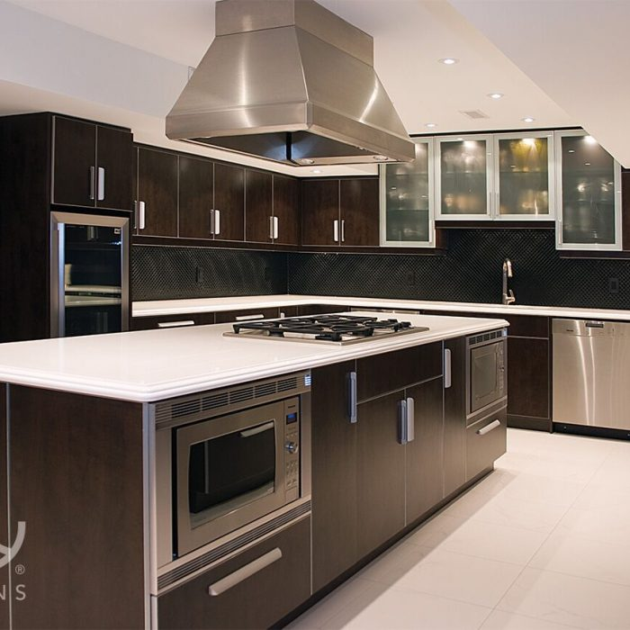 Modern Kitchen 1a
