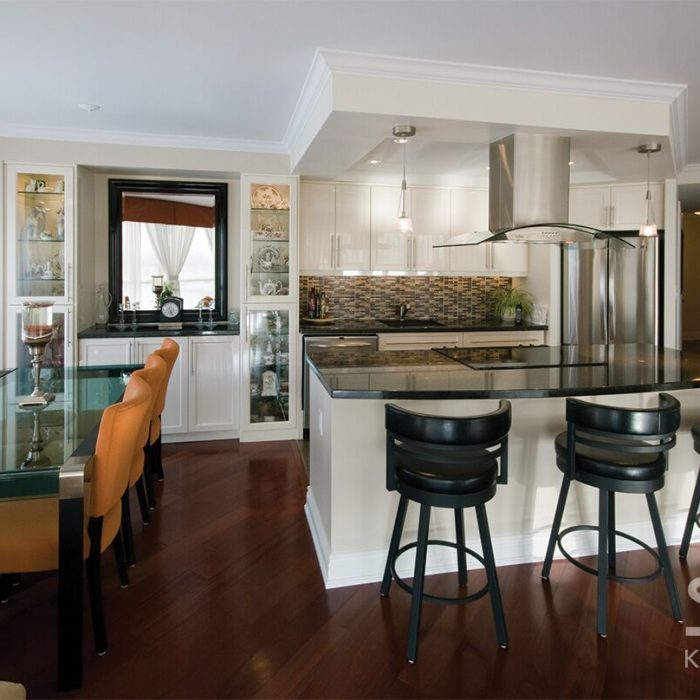 Modern Kitchen 2c
