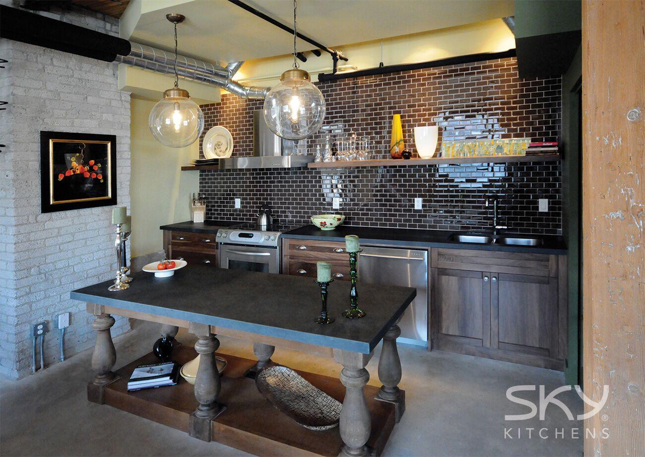 Modern Kitchen 3a