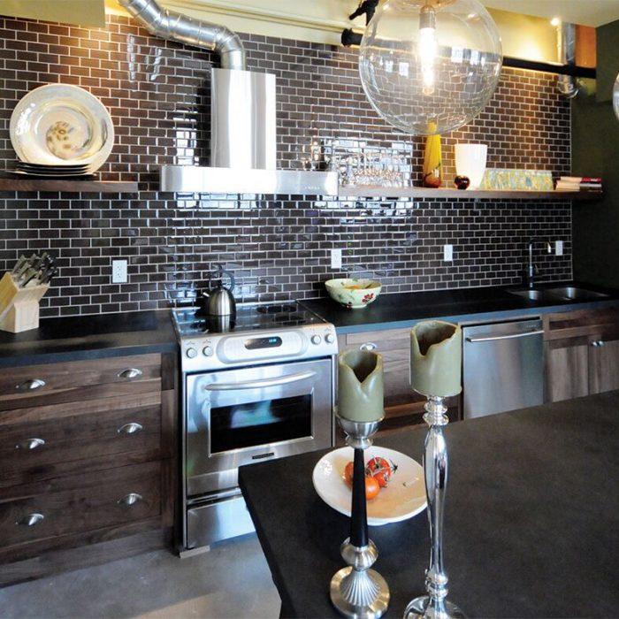 Modern Kitchen 3c
