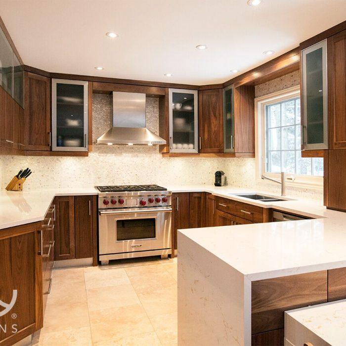 Modern Kitchen 4d