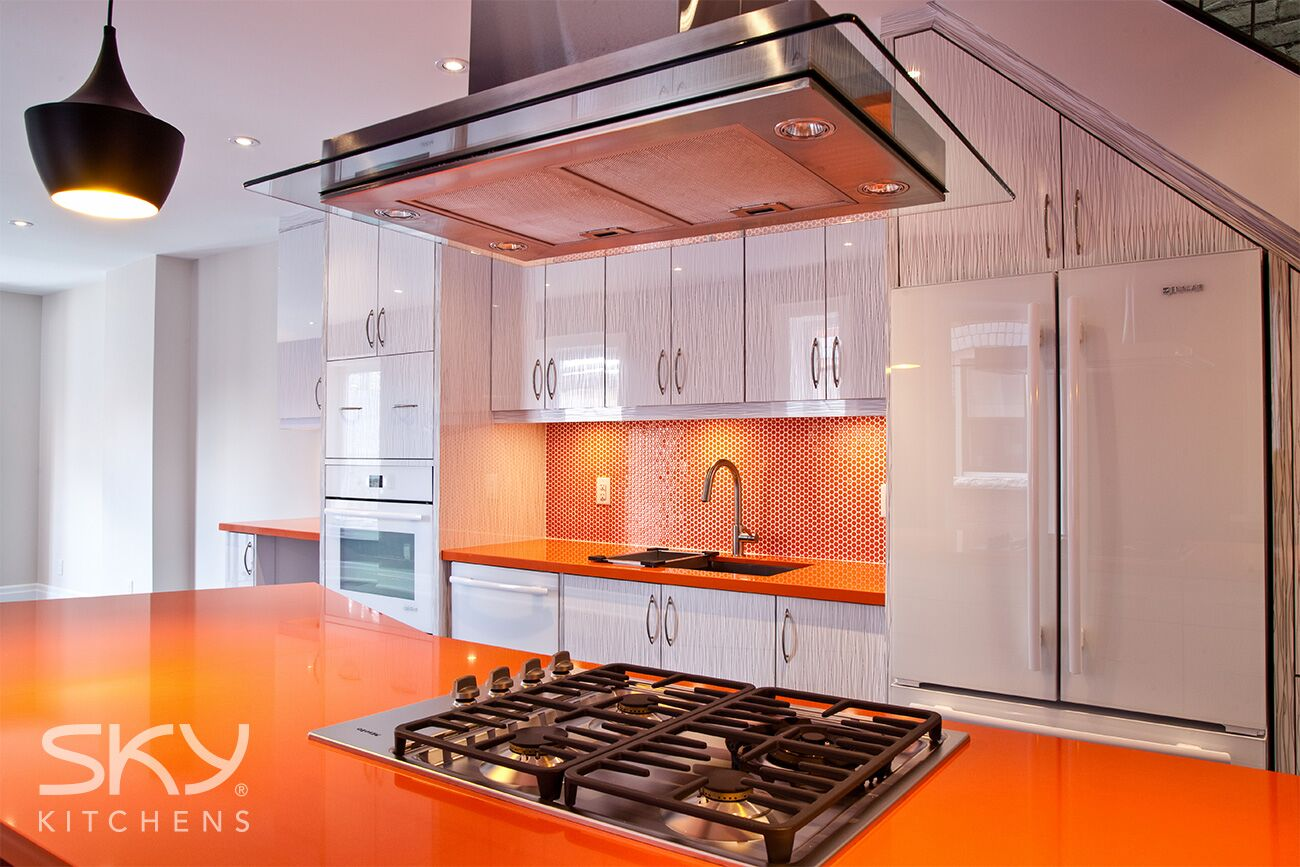 Modern Kitchen 5c