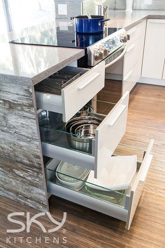 Modern Kitchen 6d