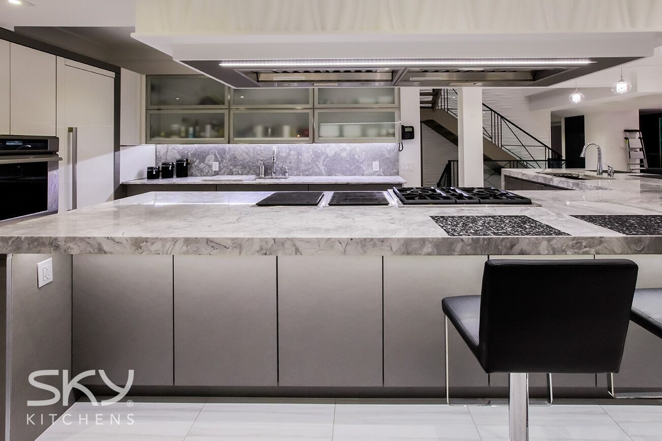 Modern Kitchen 8c